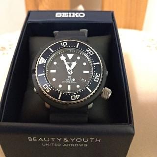 セイコー(SEIKO)のSEIKO × B&Y セイコー プロスペックス ユナイテッドアローズ別注(腕時計(アナログ))