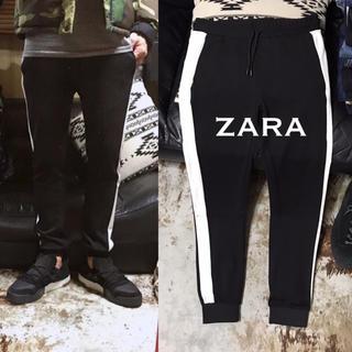 ザラ(ZARA)の美品《★ ZARA ★》サイドラインイージーパンツ(その他)