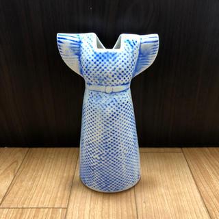 リサラーソン(Lisa Larson)の花瓶 リサ・ラーソン ドレス(花瓶)