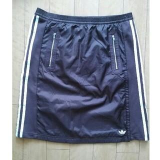 アディダス(adidas)の●えいれい0505様専用ページ adidasジャージスカート(ひざ丈スカート)