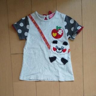 シマムラ(しまむら)のしまむら パンダTシャツ 100(Tシャツ/カットソー)