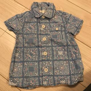 セラフ(Seraph)の最安値!セラフ エフオーキッズ シャツ 美品 80(Tシャツ)