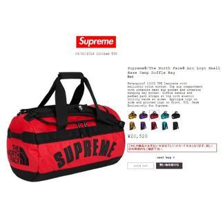 シュプリーム(Supreme)のdsaviour様Supreme The North Face bag(ショルダーバッグ)