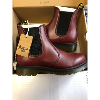 ドクターマーチン(Dr.Martens)の新品 正規品 ドクターマーチン サイドゴア (ブーツ)