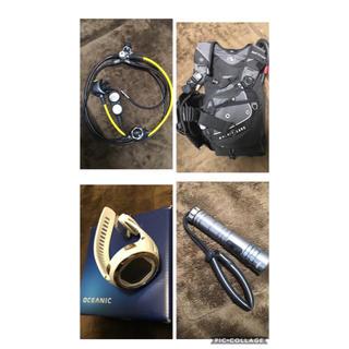 アクアラング(Aqua Lung)のダイビング 器材 スーツ ダイビングコンピューター(マリン/スイミング)