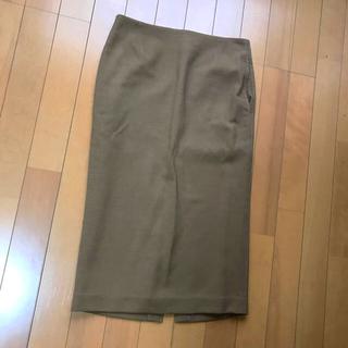 プラージュ(Plage)のタイトスカート(ひざ丈スカート)