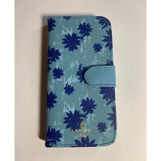 ランバンオンブルー(LANVIN en Bleu)のランバンオンブルーiPhoneケース(箱なし)(iPhoneケース)