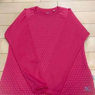 ミズノ(MIZUNO)のミズノ/トレーニングウェア/トップス(Tシャツ(長袖/七分))