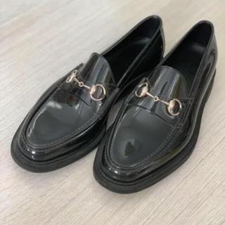 グッチ(Gucci)のGUCCI レザーシューズ 革靴(ドレス/ビジネス)