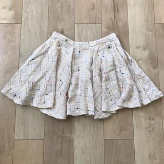 ニーナミュウ(Nina mew)のnina mew  スカート  ツイード(ミニスカート)