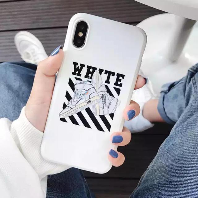 louis iphone8 ケース メンズ - NIKE - Nike iPhoneケース AIR ジョーダン ブランド シリコンの通販 by リツshop 海外|ナイキならラクマ