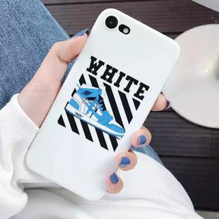 ナイキ(NIKE)のNike iPhoneケース AIR ジョーダン ブランド シリコン(iPhoneケース)