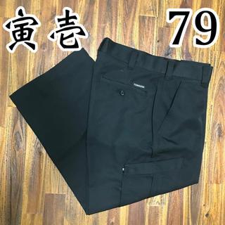 トライチ(寅壱)の寅壱 ワークパンツ ブラック(ワークパンツ/カーゴパンツ)