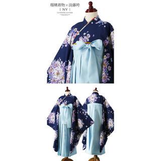 キャサリンコテージ(Catherine Cottage)のキャサリンコテージ 袴セット 160(和服/着物)