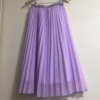 b686a29fac1b6d メルロー スカート(パープル/紫色系)の通販 22点 | merlotのレディース ...