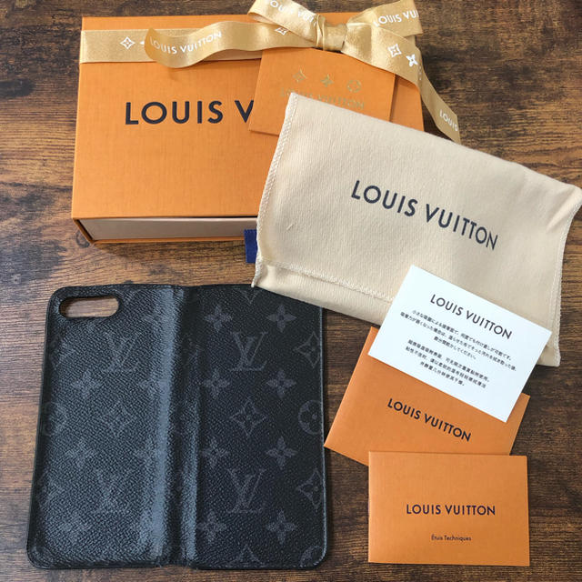 LOUIS VUITTON - ルイヴィトン iPhone7プラス、8プラスの通販 by nyaan|ルイヴィトンならラクマ