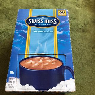 コストコ(コストコ)のスイスミス ココア マシュマロ入り 20袋(コーヒー)