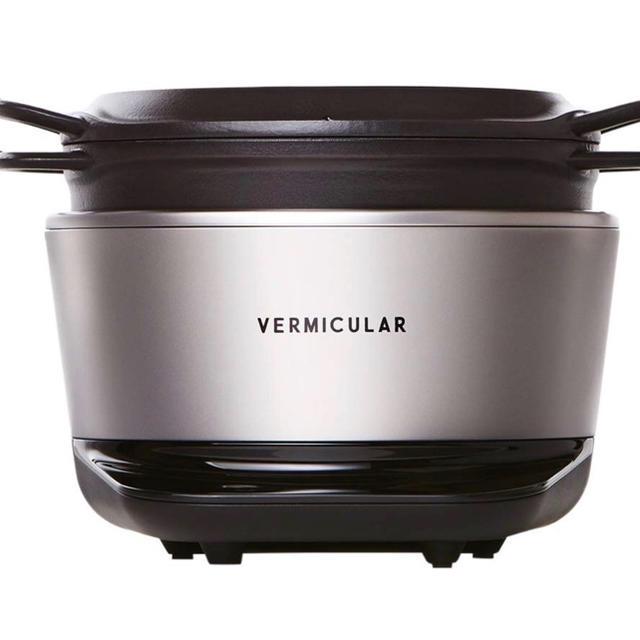 Vermicular(バーミキュラ)の新品 バーミキュラ ライスポット 5合炊き スマホ/家電/カメラの調理家電(炊飯器)の商品写真
