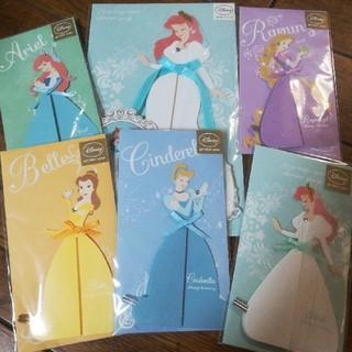 ディズニー(Disney)の6枚セット ディズニー ハニカムカード(ウェルカムボード)