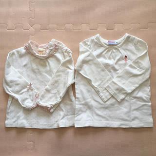 ミキハウス(mikihouse)の長袖T サイズ80 ミキハウス他(シャツ/カットソー)
