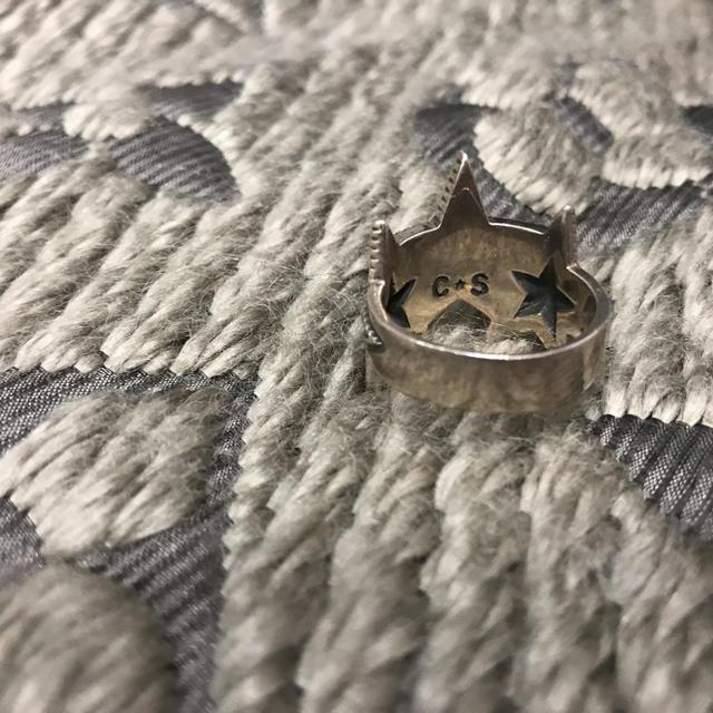 Chrome Hearts(クロムハーツ)のコディーサンダーソン 16号 メンズのアクセサリー(リング(指輪))の商品写真