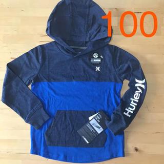 ハーレー(Hurley)のHurley  キッズ  パーカー  ☆  100(Tシャツ/カットソー)