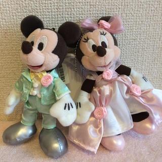 ディズニー(Disney)のミッキー  ミニーウェディング (ウェルカムボード)