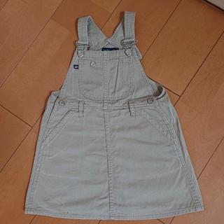 ラルフローレン(Ralph Lauren)のラルフローレン 女の子 オーバーオール ジャンパースカート 110(ワンピース)