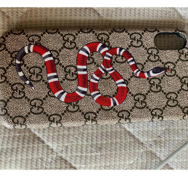 Gucci - iPhoneケース gucciの通販 by nook|グッチならラクマ