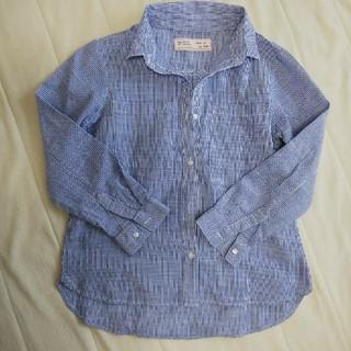 ザラ(ZARA)のZARA 女の子用シャツ 約130cm(ブラウス)