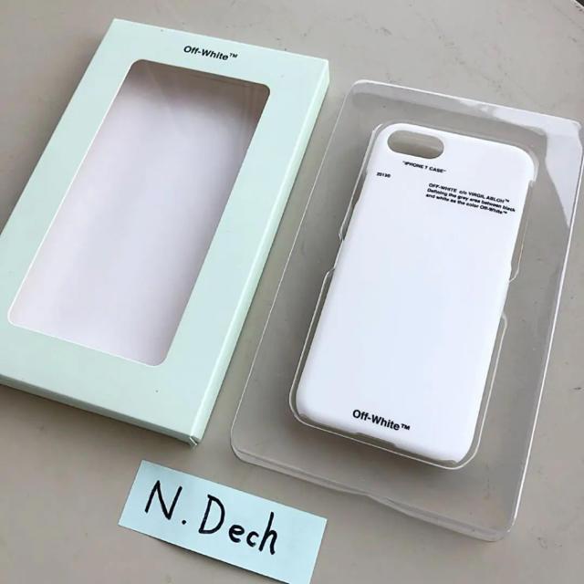 Iphone 8 ケース キティ - OFF-WHITE - Off White の通販