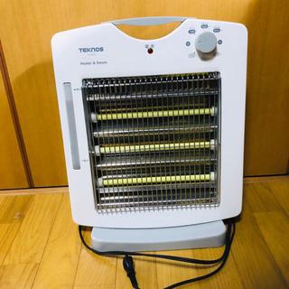 テクノス(TECHNOS)のTEKNOS TS-902S(W) 遠赤外線ヒーター 電気ストーブ(電気ヒーター)