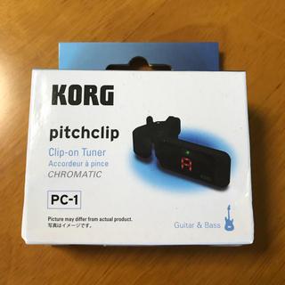 KORG クリップオンチューナー PitchCrow-G(その他)