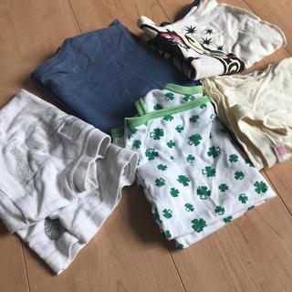 aa9e4d429d6c3 タケオキクチ(TAKEO KIKUCHI)のカットソー5枚セット(Tシャツ カットソー)