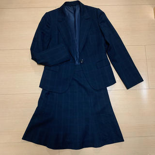 アオヤマ(青山)の洋服の青山 n-line スカートスーツセット(スーツ)