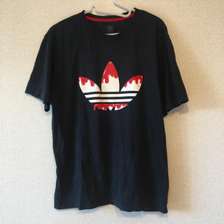 アディダス(adidas)のadidas originais Tシャツ きゃりーぱみゅぱみゅコラボ(Tシャツ/カットソー(半袖/袖なし))