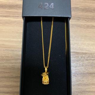 フィアオブゴッド(FEAR OF GOD)の424 Messiah Necklace Pendant FOURTWOFOUR(ネックレス)