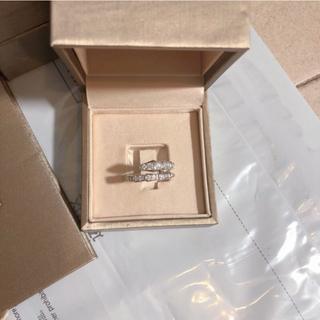 クリスタル 指輪 リング ジルコニア ブルガリ(リング(指輪))