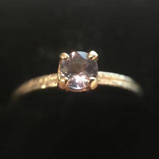 カオル(KAORU)のアトリエカオル atelier KAORU タンザナイト1点物リング(リング(指輪))