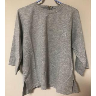 ジーユー(GU)の七分丈(Tシャツ(長袖/七分))