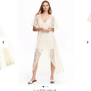 エイチアンドエム(H&M)のマタニティフォト 衣装 ワンピース H&M ドレス(マタニティワンピース)