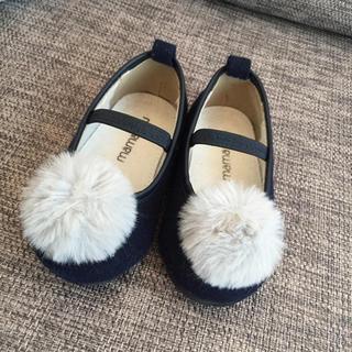 靴 14センチ(フォーマルシューズ)