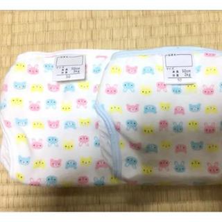 ニシマツヤ(西松屋)のおむつカバー 50(ベビーおむつカバー)