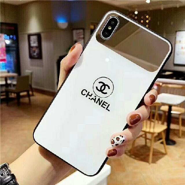 ケイトスペード iphone8 カバー 安い | CHANEL - CHANEL人気新品 ケース 白の通販 by ホリグチ タカヨシ 's shop|シャネルならラクマ