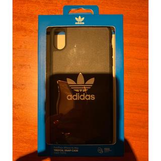アディダス(adidas)のiPhone XS Max adidas ケース(iPhoneケース)
