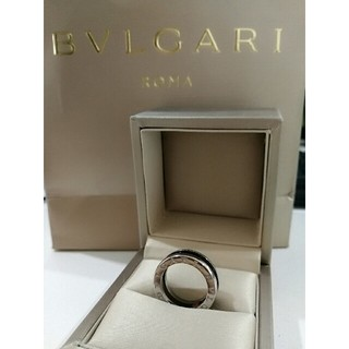 ブルガリ(BVLGARI)のブルガリ SAVE THE CHILDREN B.zero 6  指輪 リング(リング(指輪))