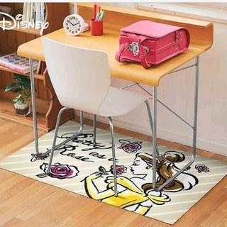 ディズニー(Disney)のディズニー フロアマット 玄関マット ベル インテリア(玄関マット)