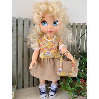 ディズニー(Disney)のアニメータードール 服 三点セット(人形)