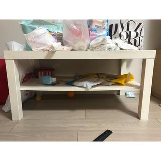 イケア(IKEA)のIKEAのLACK  コーヒーテーブル(コーヒーテーブル/サイドテーブル)
