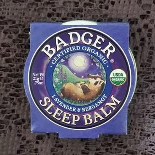 バジャー(Badger)の新品★Badger スリープバーム(その他)